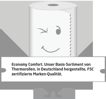Economy Comfort Thermorollen